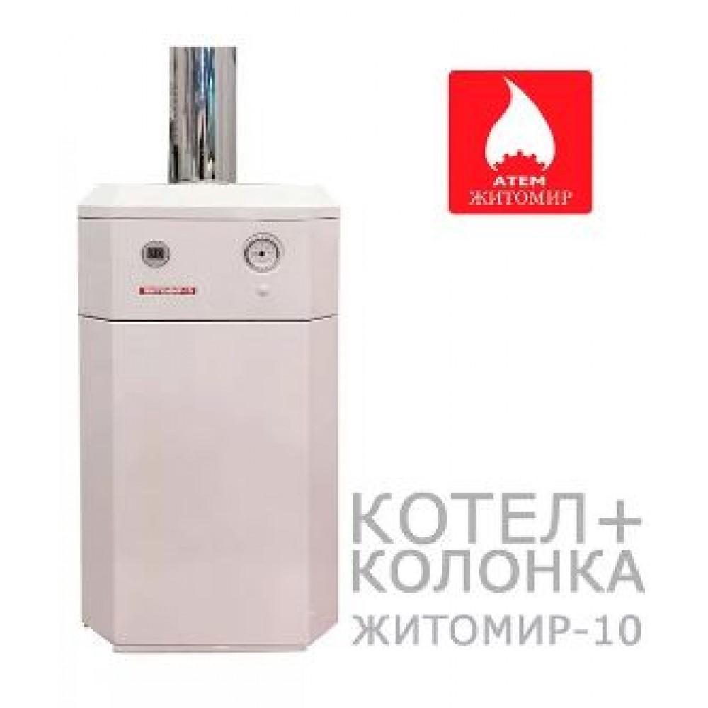 Напольный газовый котел Atem Житомир-10 КС-Г-10