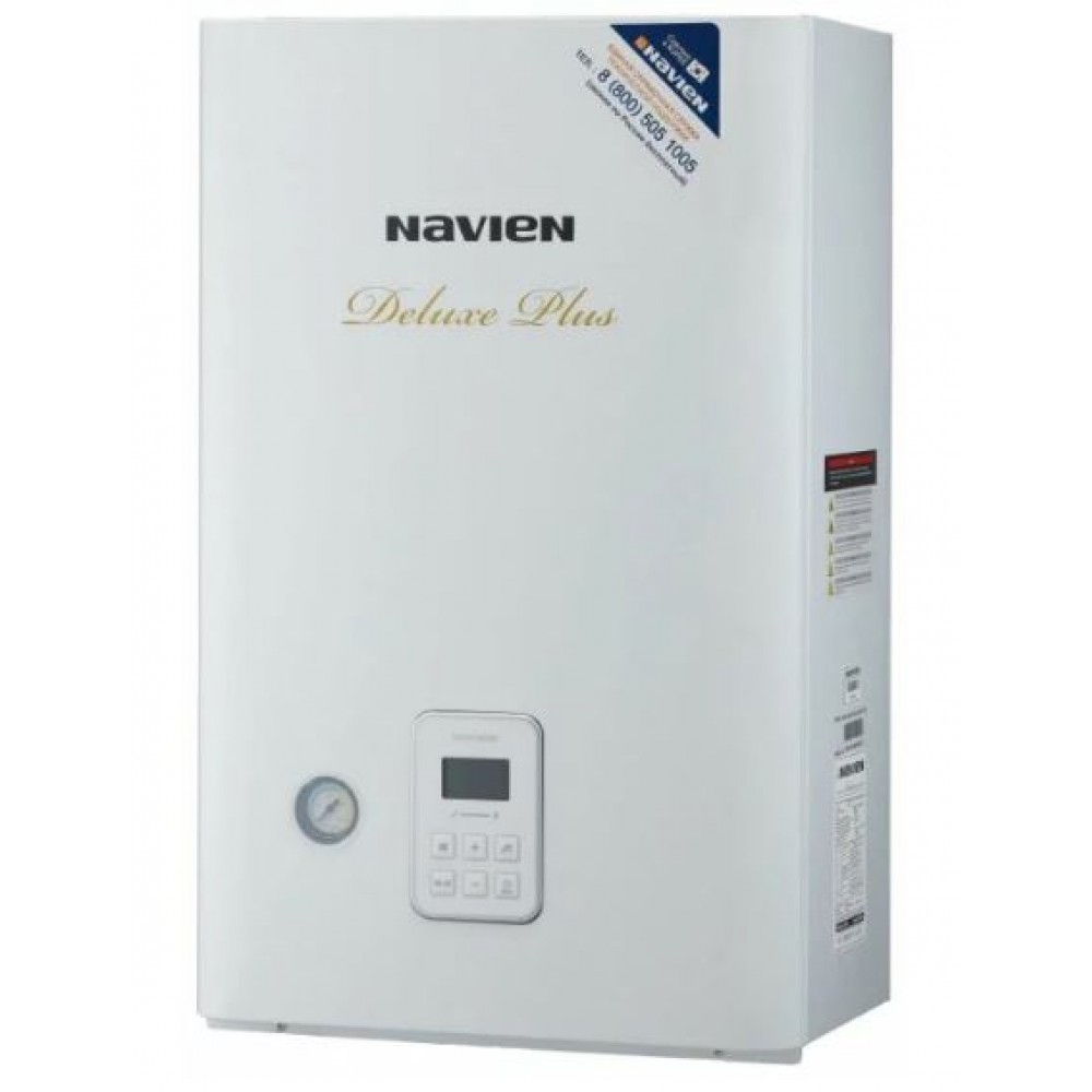 Газовый котел Navien Deluxe Plus -16 K