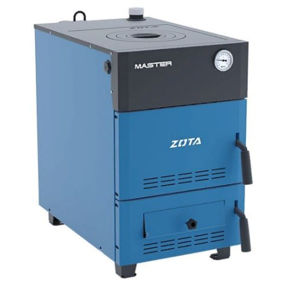 Твердотопливный котел ZOTA Master-32
