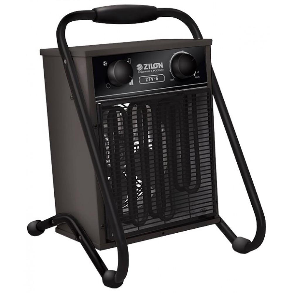 Электрический тепловентилятор ZILON ZTV-30